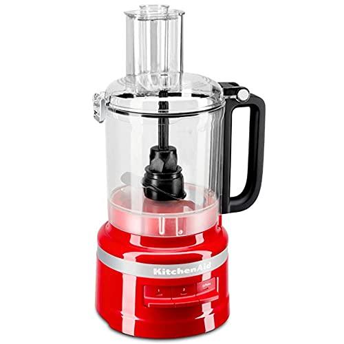 Processador de alimentos KitchenAid Empire Red