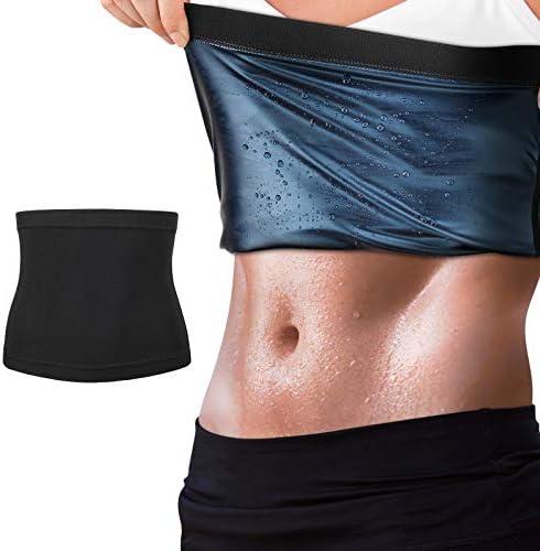 Rhino Valley Waist Trainer for Women Waist Trimmer Slimming Belt for Women Men Sport Workout product image