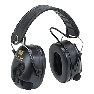 3M Peltor TacticalPro Communications Headset MT15H7F SV, Hearing Protection, Ear Protection, NRR 26 dB Excellent for heavy equipment operators, airport workers, shooting and industrial workers (B0006968YM)   Amazon price tracker / tracking, Amazon price history charts, Amazon price watches, Amazon price drop alerts