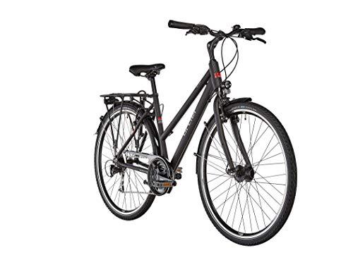 Ortler Mainau Trapez Black matt Rahmenhöhe 48cm 2020 Cityrad