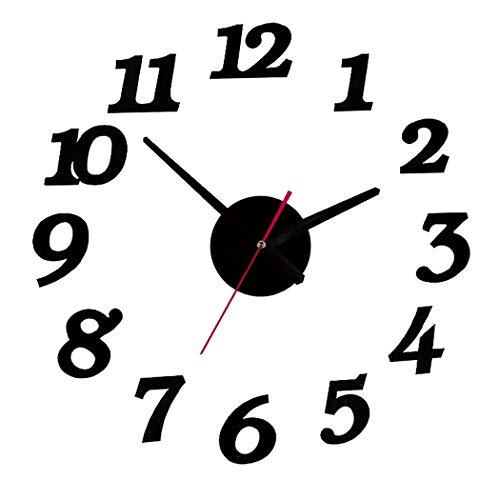 壁掛け 時計 DIY デザイン インテリア クロック お好みのレイアウトで時計をデザイン