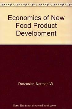 Hardcover Economics of new food product development, Book