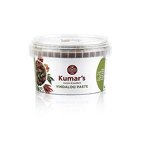 Kumar´s Vindaloo, indische Currypaste, 500g