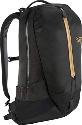 Arc'teryx Arro 22 Backpack | Urban Commuter Backpack. | 24K Black, One Size