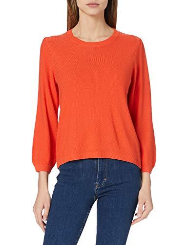 More & More Damen Pullover, milkeyorange_0455, 42