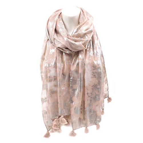 Samaya Breit-Schal Fino 800 - rosa/pink Variante