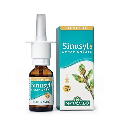 Naturando - Sinusyl 20 Ml Spray Nasal