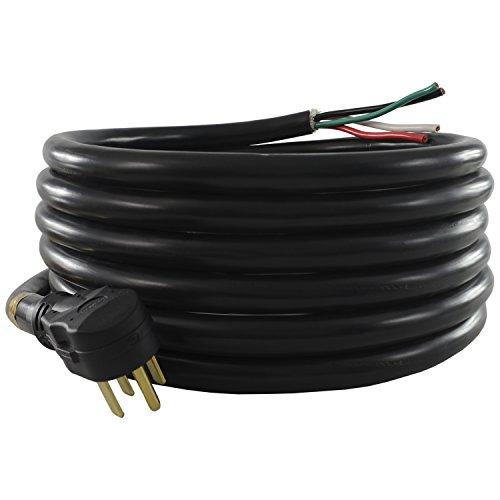 Conntek 14302 RV/Generator Power Cord 30-Foot 50...