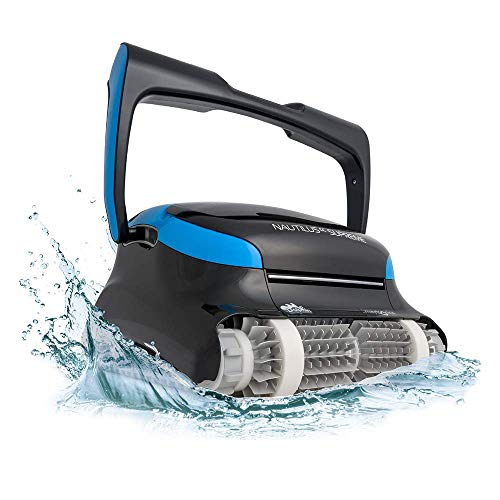 DOLPHIN Nautilus CC Supreme Robotic Pool Vacuum Cleaner- The Next Generation of Pool Cleaning with...
