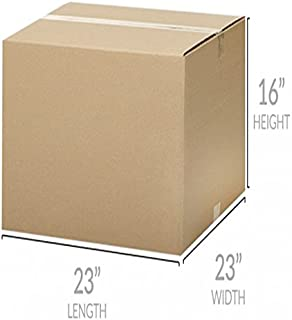 "Uboxes Brand Box Bundles: (10 Pack) X-Large Moving Boxes 23""x23""x16"""