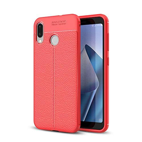 Carcasa de telefono Para ASUS ZENFONE MAX M1 M1 ZB555KL Case, a prueba de golpes Alto Impacto Caja híbrida resistente de goma resistente protectora anti-shock Teléfono móvil resistente al teléfono móv