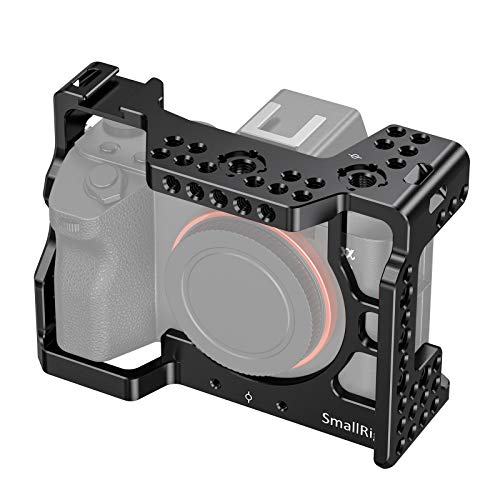Update SMALLRIG A7RIII / A7III Camera Cage for Sony A7RIII / A7III Camera (ILCE-7RM3 / A7R Mark III) – 2087