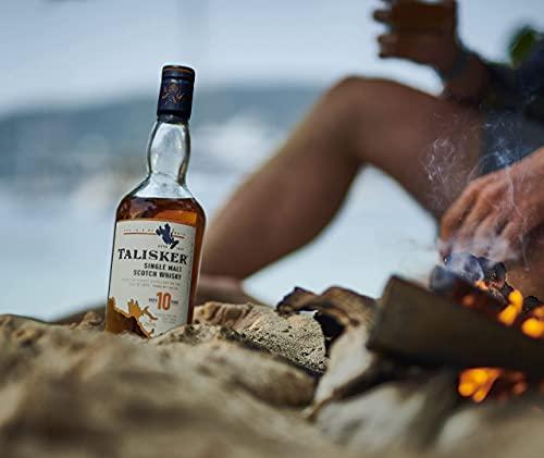 Talisker Single Malt Scotch Whisky - 6