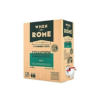 Sauvignon Blanc IGT Venezia Giulia   Italian White Wine   Bag in Box   2.25L = 3 bottles