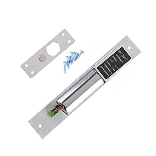 yotijar Cerradura de Cerradura de Puerta de Perno de Caída Automática DC12V