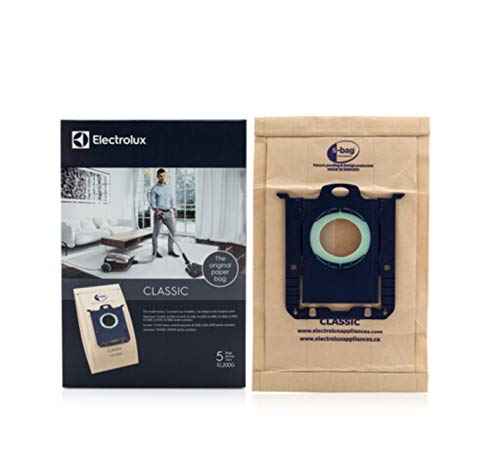 ELECTROLUX HOMECARE PRODUCTS Electrolux EL200G s Classic Paper Vacuum Bag