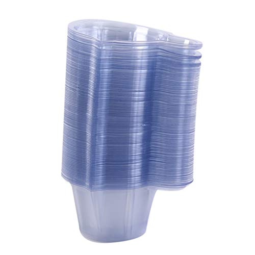 EXCEART 250 Piezas Vasos de Recolección de Orina Desechable