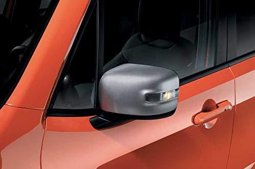 Jeep Renegade 71807414 Kit coques de rétroviseurs et grille avant couleur gris clair satiné