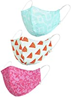 Klook Cotton Reusable Masks - Pack of 3 (3mask21p)