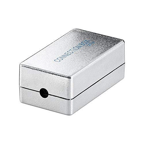 Preisvergleich Produktbild Goobay 50481 Netzwerk Verbindungs / Anschlussbox CAT 5e (100MHz),  STP,  Zum Verbinden von Zwei Netzwerk-Installationskabeln
