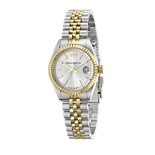 Philip Watch CARIBE R8253107515 - Orologio da Polso Donna