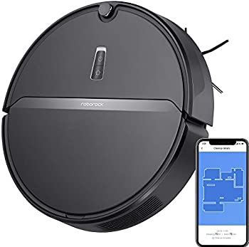Roborock E4 Robot Vacuum Cleaner with 2000Pa Strong Suction