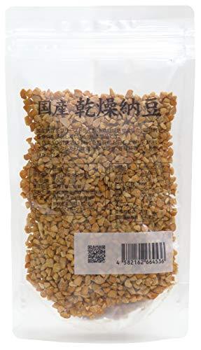 自然健康社 乾燥納豆 100g チャック付袋入り