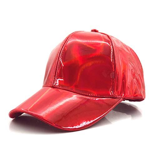 CHENGWJ Casquette de Baseball Chapeau Hip-Hop pour Chapeau De Chapeau Changeant De Couleur Arc-en-Ciel Retour vers Le Futur Casquette De Baseball Prop