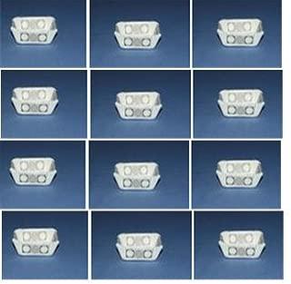 Cakesupplyshop Item#885y - 50pack Square Brownie Baking Cups Pan Liners
