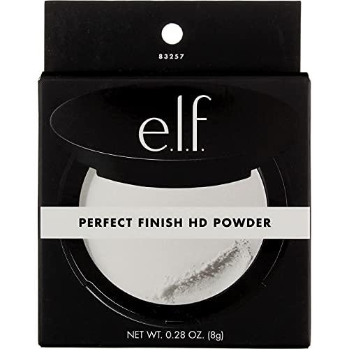 e.l.f. Studio Perfect Finish HD Powder - Translucent Net Wt. 0.28oz (8g)