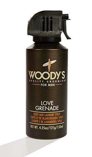 Woody's Love Grenade Body and Laundry 150 ml