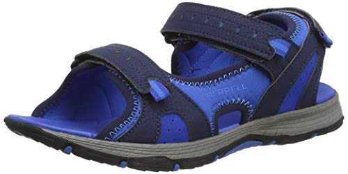 Merrell Panther Sandal 2.0, Sandalia con Pulsera Unisex niños