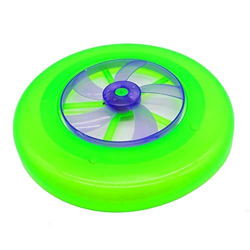 Rayline Frisbee 1006 mit Licht 22,5 cm Spielzeug Outdoor Scheibe Wurfscheibe LED