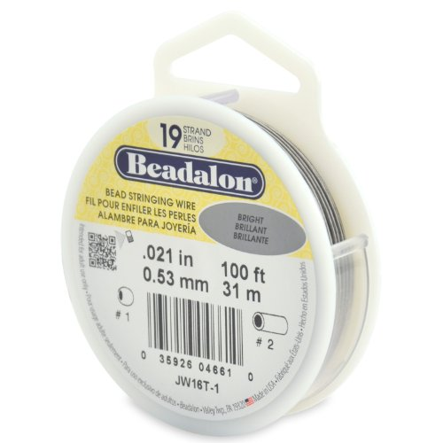 Beadalon 19-Strand 0.021