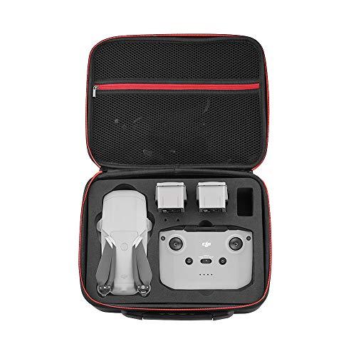 szkn - Borsa a tracolla per drone Mavic Air2, caricabatterie, accessori, Similpelle Nylon, Nylon., One