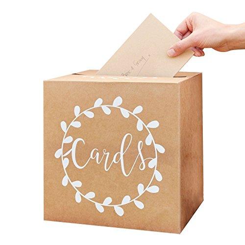 Geldbox/brievenbus/bruiloftsdoos