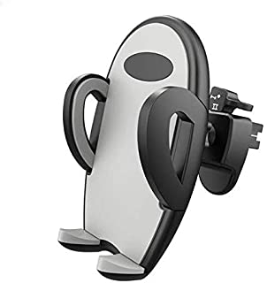 Phone Holders & Stands - Car Air Vent Mount Holder Cradle Stand Support for 4-7 inch Smartphone Cellphone (Gray)
