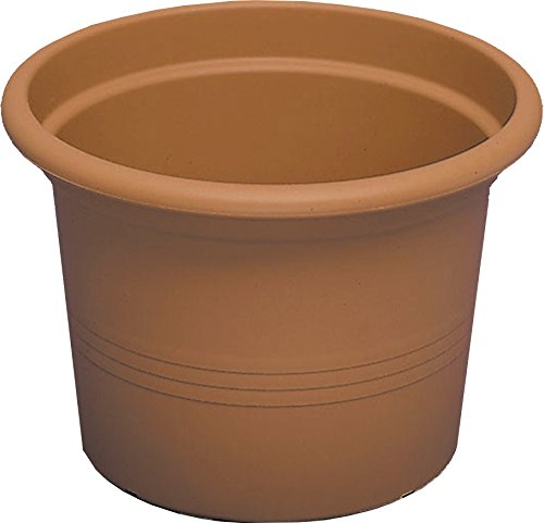 EURO3PLAST 1124.01 Cilindro Pot Terracotta Ø 30 cm