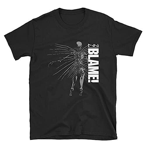 Blame Universe Abara Manga Angel of Death Tsutomu Nihei T Shirt New...
