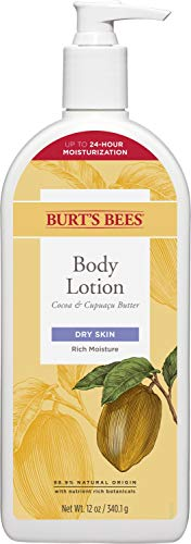 Burt's Bees Cocoa and Cupuacu Butters Body Lotion - 12 Ounces