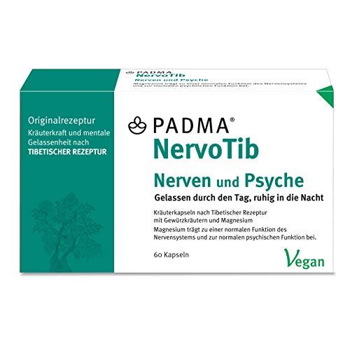 PADMA NervoTib Vitamine & Mineralstoffe, 31 g