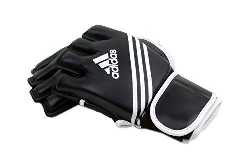 Adidas MMA / Grappling / Freefight Handschuhe / vorgekrümmt / Leder / adiCSG09 (M)