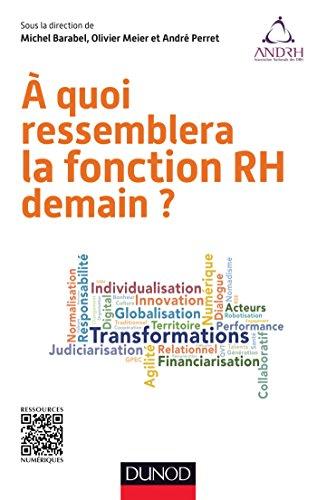 A quoi ressemblera la fonction RH demain ?