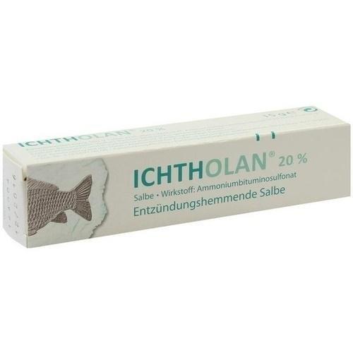 Ichtholan 20%, 15 g Salbe