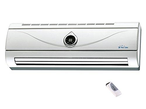 Riscaldatore elettrico da parete Potenza Regolabile 2000W con telecomando HOTI M60 Purline