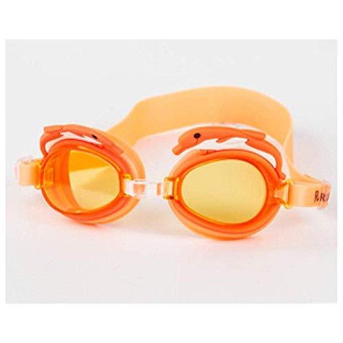 Children'S Swimming Goggles Cartoon Professional Anti-Fog Kids Swimming Goggles LATT LIV