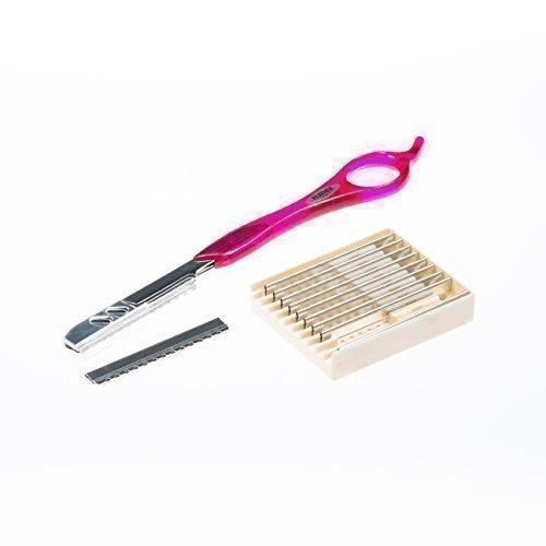 Feather Styling Razor Rasiermesser Orginal (Aqua Pink)