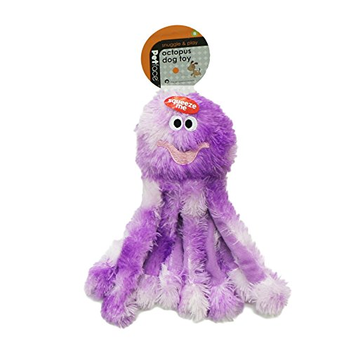 Petface Dog Toy, Small, Octopus