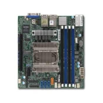 SuperMicro M11SDV-8CT-LN4F Mini-ITX Motherboard with EPYC 3201 SoC Processor