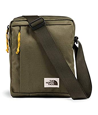 The North Face Cross Body, Burnt Olive Green/New Taupe Green, OS